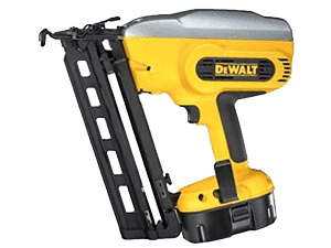 DeWalt DC617 Finishing Nailer Parts